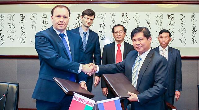Беларусь и Камбоджа будут развивать научное сотрудничество