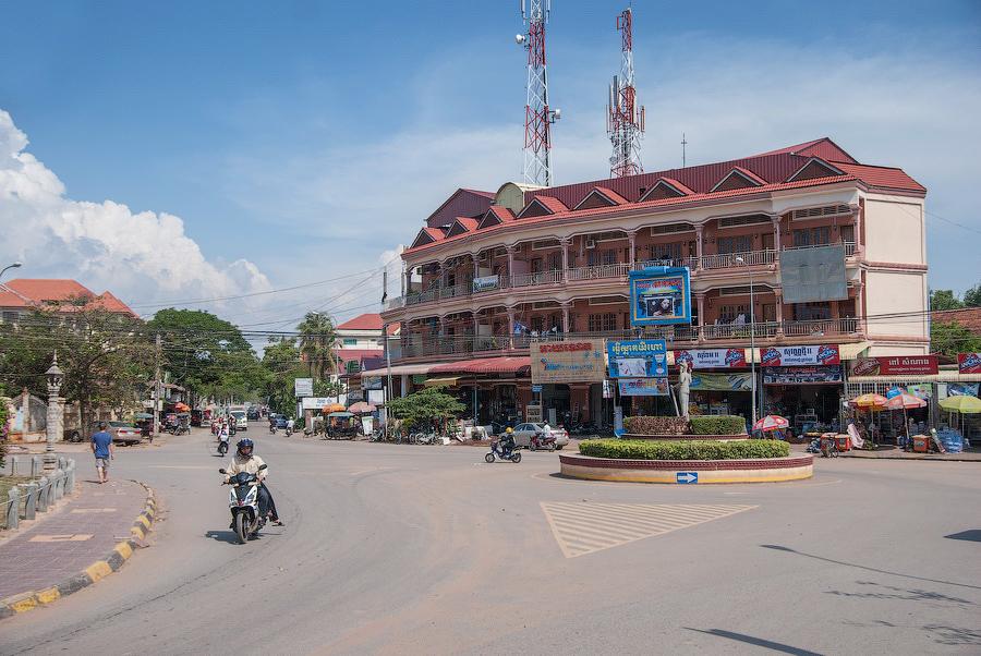 В г. Сиемреап в Камбодже открылся консульский офис посольства КНР
