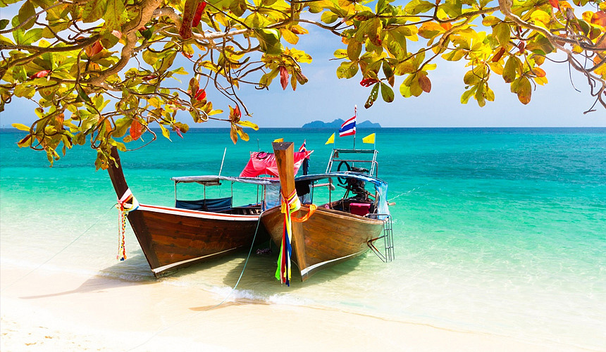 Назван самый комфортный курорт Таиланда