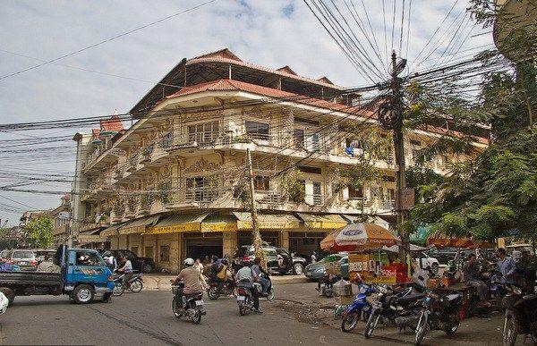 Обзорная экскурсия по Пномпеню