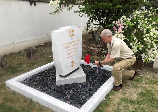 В столице Королевства Таиланд взяты на государственный учет захоронения матросов легендарного крейсера «Аврора»