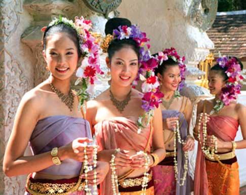 Тайские женщины признаны самыми толстыми в Азии после малайзийских