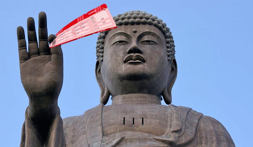Авиабилеты в Таиланд распродаются по дешевке
