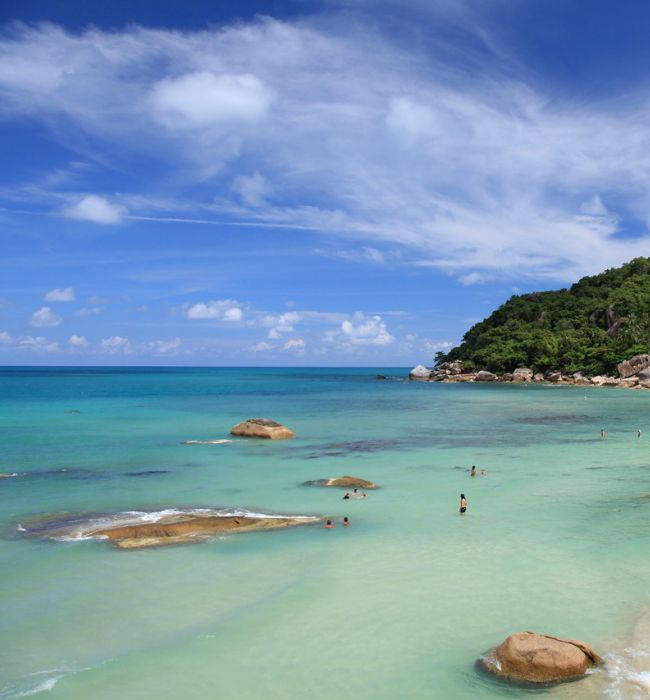 На остров Самуи без турфирмы. Своим ходом в Тайланд 2018