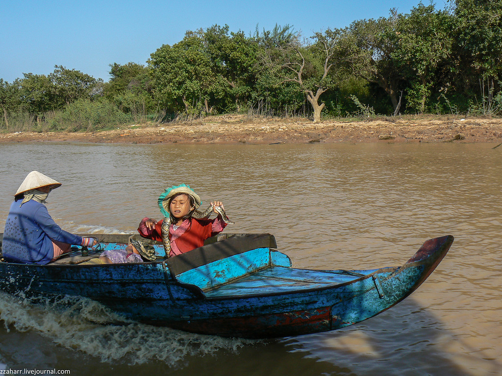 Камбоджа. Как живут люди. Традиции. Поездка с детьми.