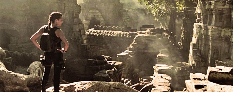Путешествие в Ангкор Ват или по следам Лары Крофт