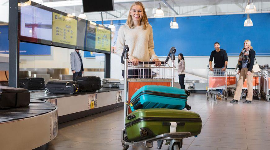Как первыми получить багаж в аэропорту: три секрета от сотрудников аэропорта