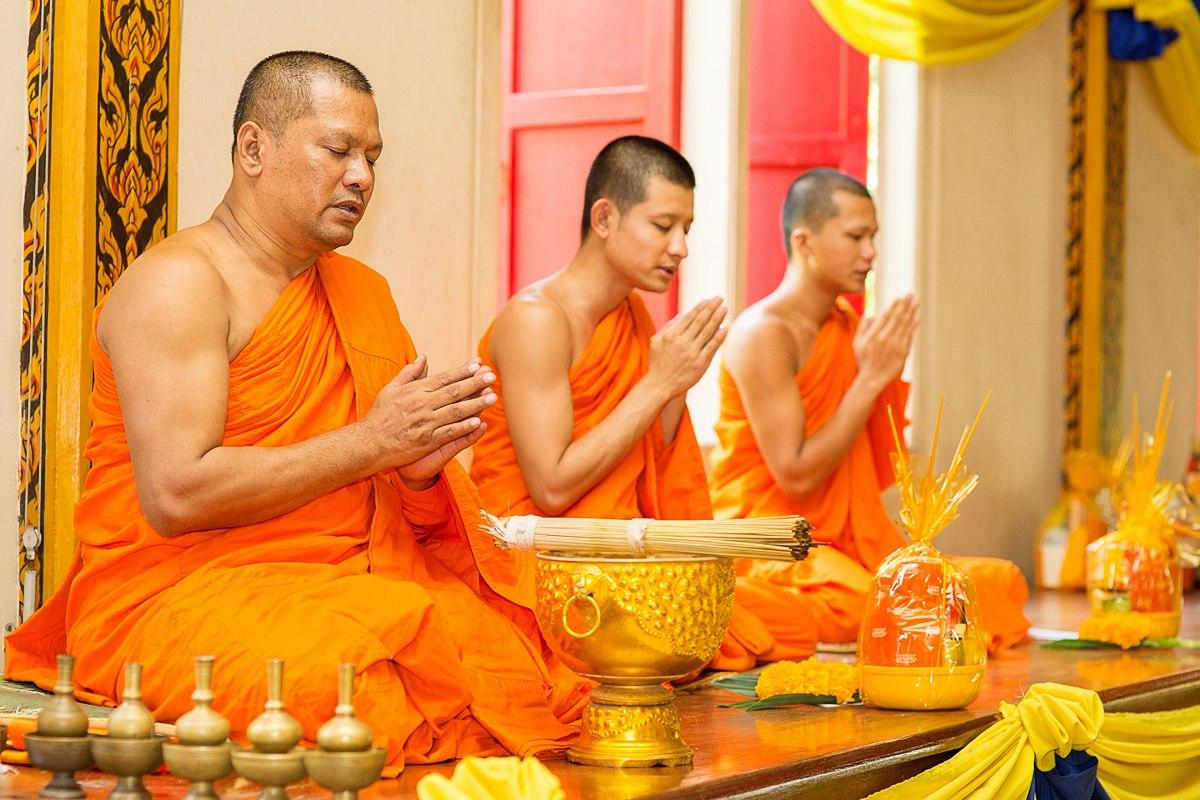 В Таиланде российский студент поселился в храме в ожидании вывозного рейса на родину