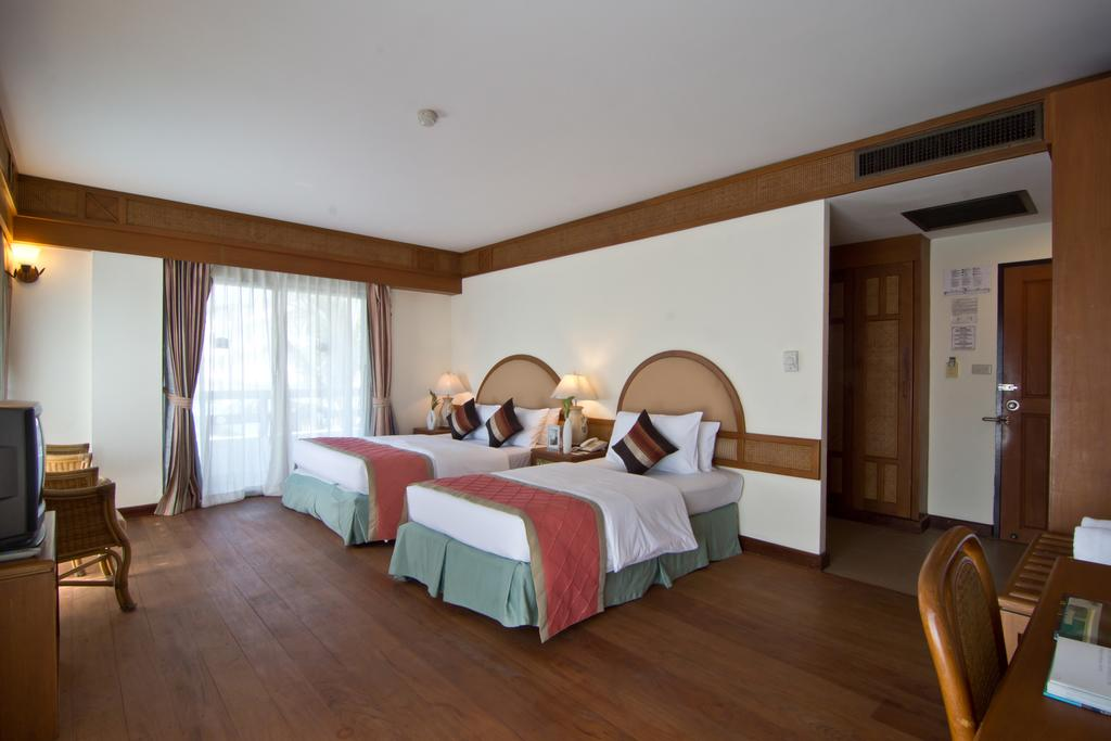 Grand Jomtien Palace Hotel. 356 Moo 12 New Jomtien Beach rd., Nongprue, Banglamung, Chonburi, 20150 Джомтьен, Таиланд