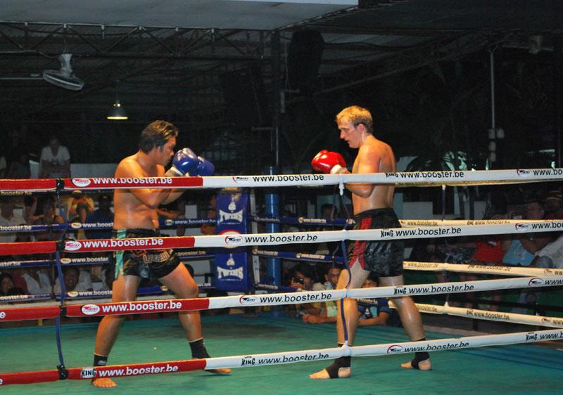 Где на Самуи учат тайскому боксу