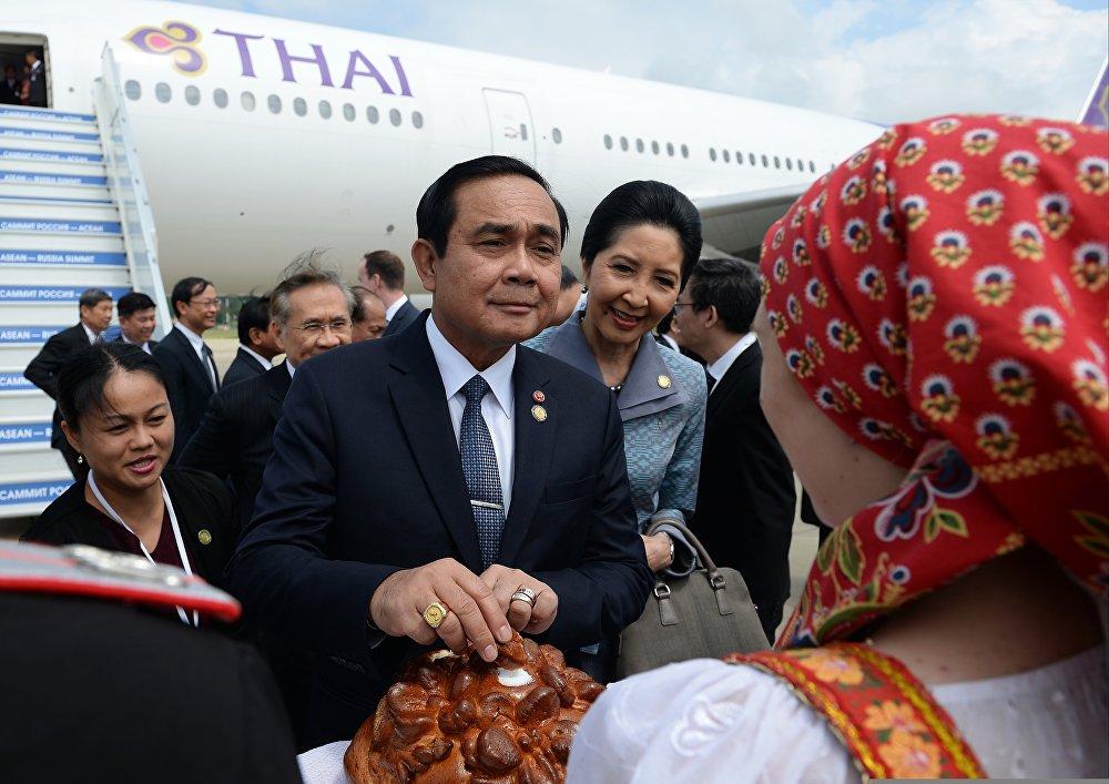 Путин и Прают Чан-Оча отметили рост туризма из РФ в Таиланд