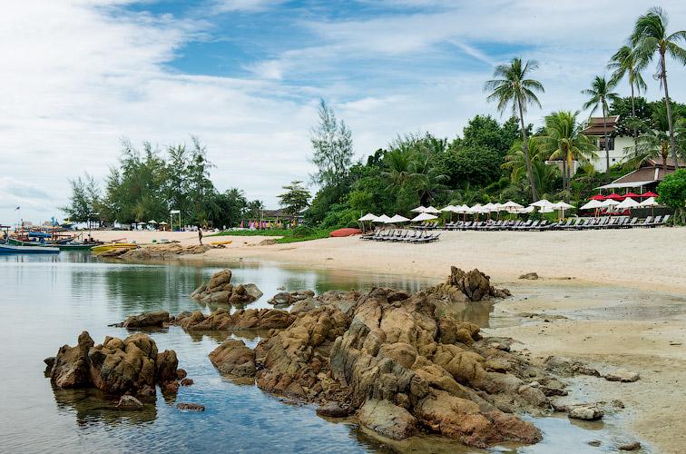 Пляж Чавенг Яй