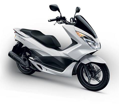 Помогите найти Новую Honda PCX150 в Бело-черном цвете (В Бангкоке само собой)