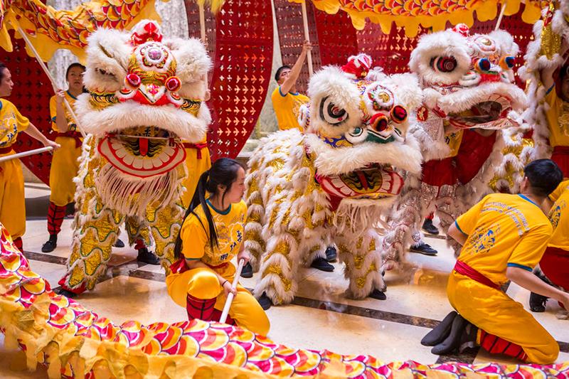 Китайский Новый год 2020 в Паттайе