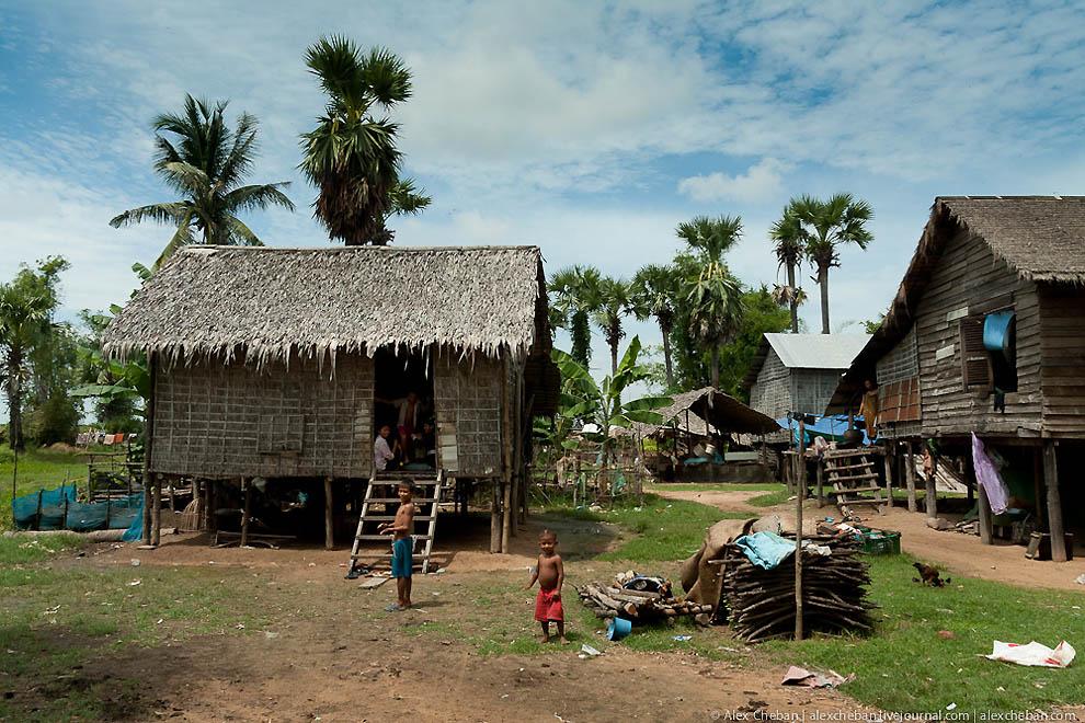 В чём особенность камбоджийской реальности?
