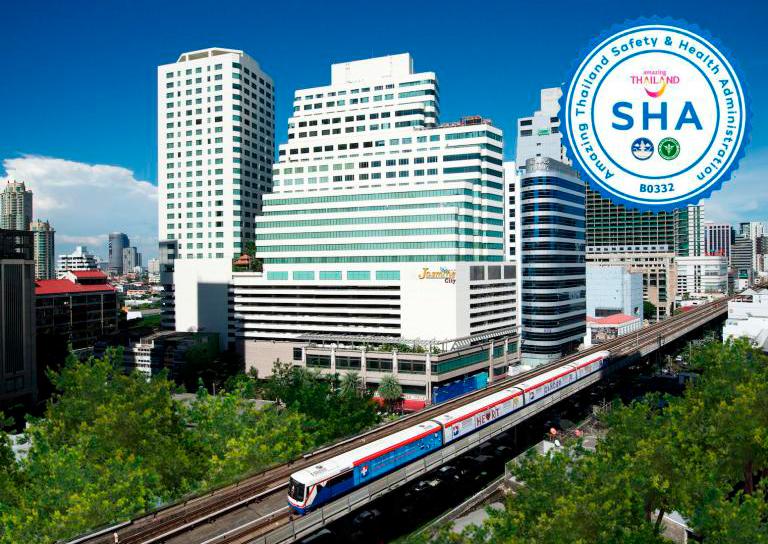 Отраслевые предприятия Таиланда получают сертификат SHA