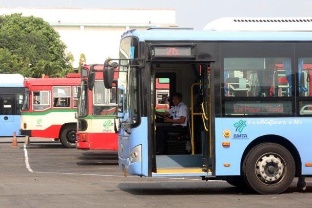 В Бангкоке возрастет стоимость проезда на автобусах