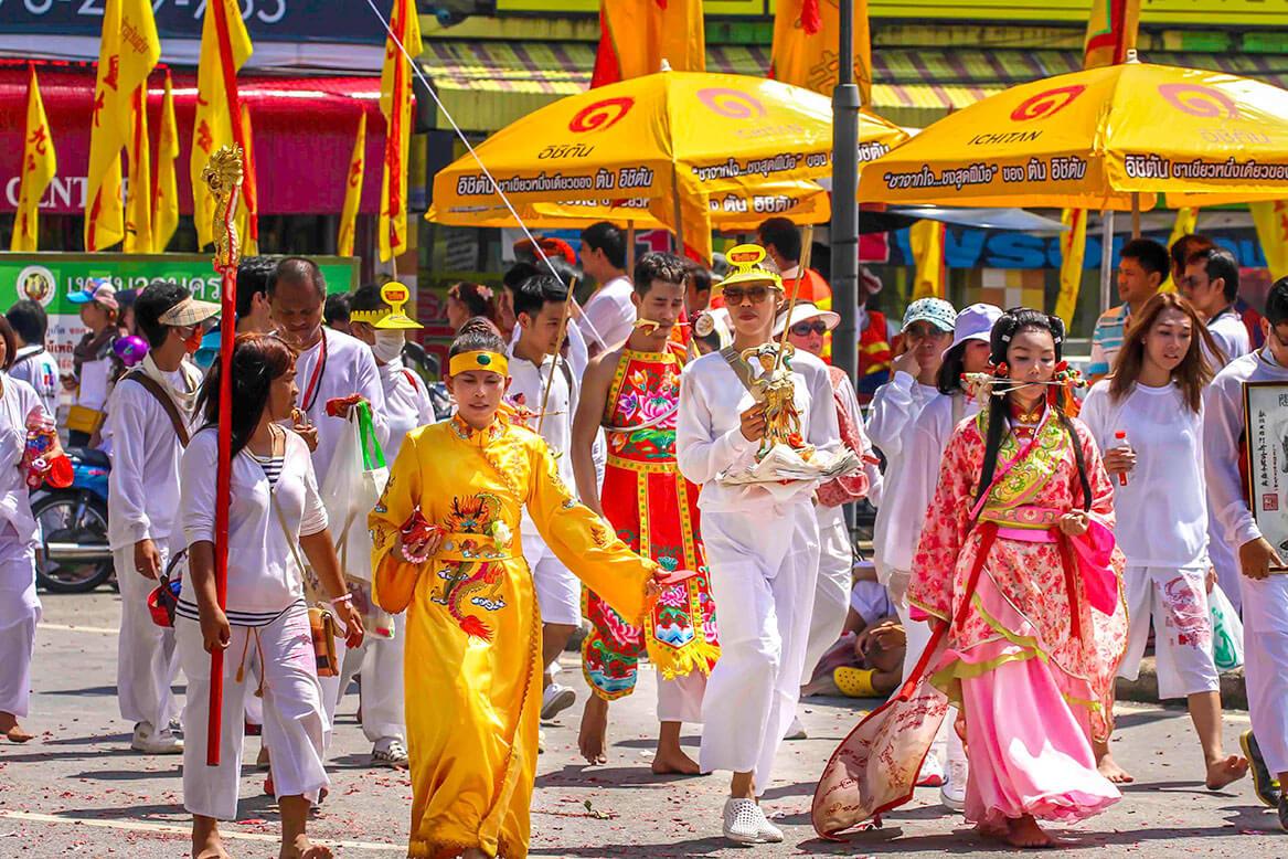Власти Пхукета подтвердили проведение ежегодного Вегетарианского фестиваля с 6 по 14 октября