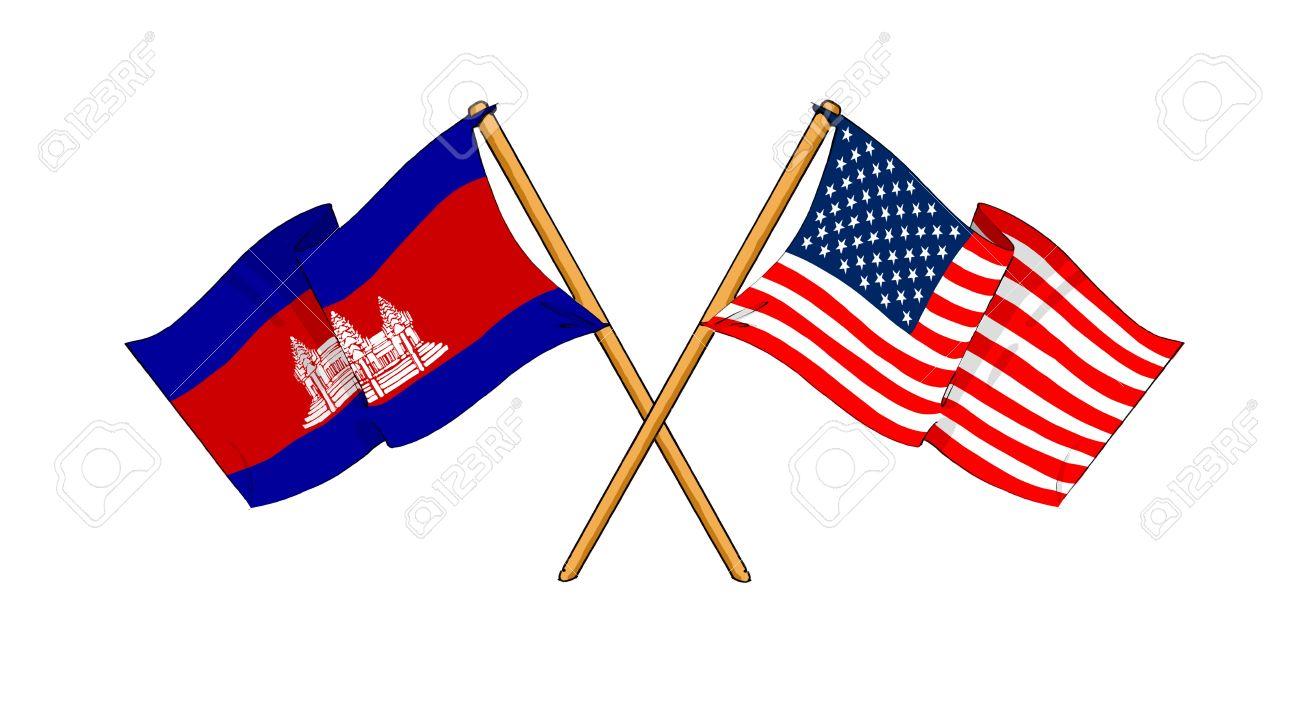США вводят визовые санкции в отношении должностных лиц Камбоджи