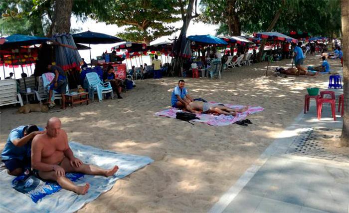 Пляжный массаж в Паттайе обязан быть высококвалифицированным