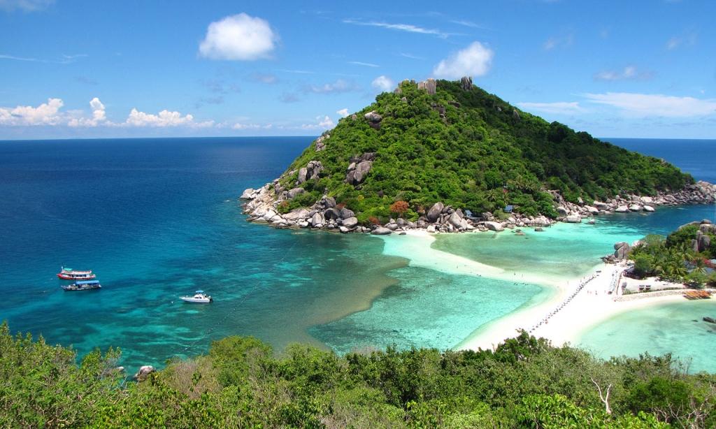 Тайский новостной портал могут судить за заметку об острове Тао