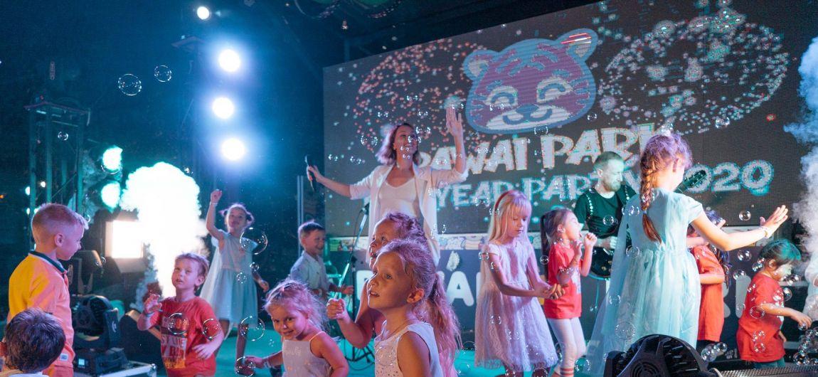 Новый год 2021 в Раваи Парке на Пхукете