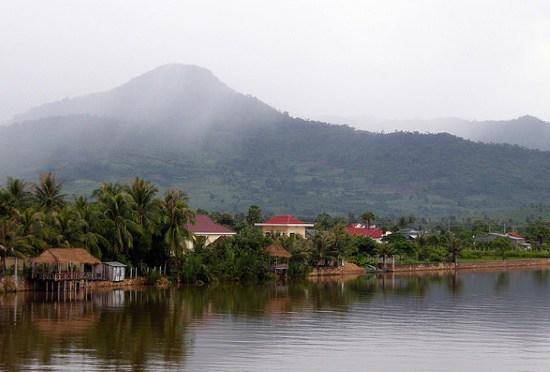 Камбоджа. Кеп
