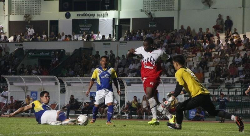 В тайском футболе произошел крупный скандал вокруг договорных матчей