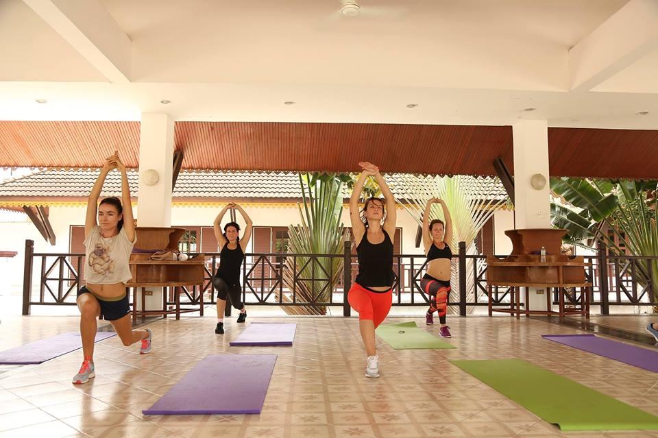 Фитнес-проект с Иреной Понарошку в Таиланде 16.02-10.03