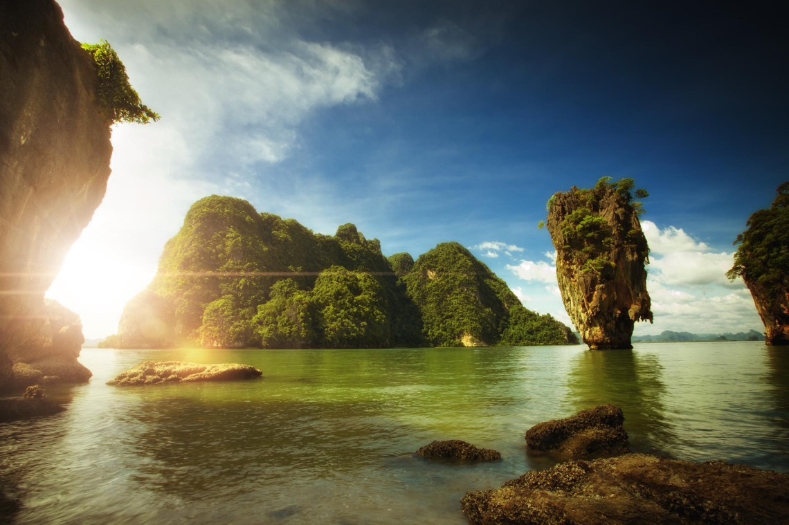Острова и экскурсии