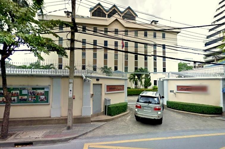 В Таиланде усилили охрану посольства России