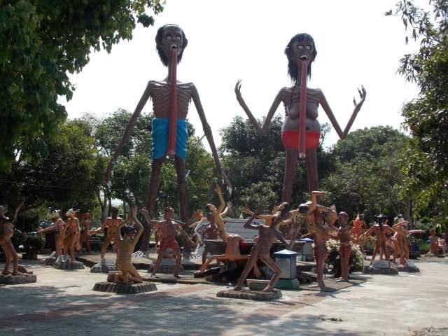 Где побывать в Таиланде: храм Ада и Рая