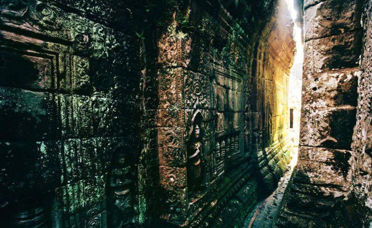 Манящая таинственность заброшенных храмов Камбоджи. Фото