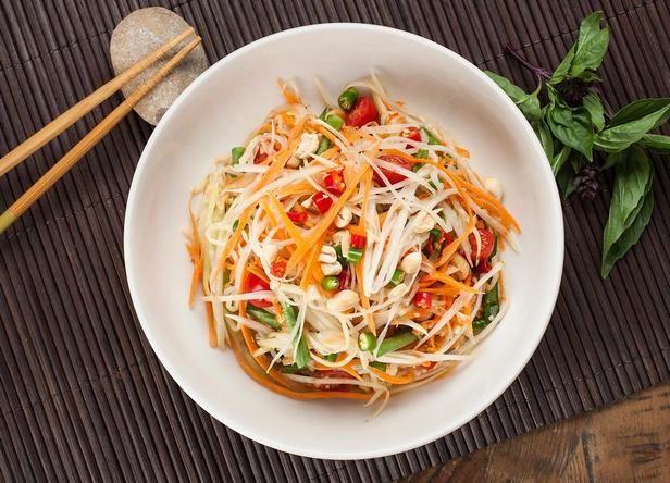 Сом там — хит тайской кухни