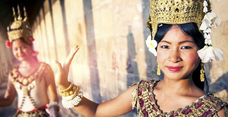 Любопытные традиции далекой Камбоджи