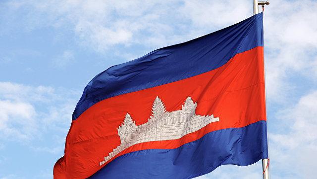 Камбоджа предложила инженерно-строительным частям ВМС США покинуть страну