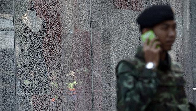 """В Таиланде задержали четырех предполагаемых """"ангелов ада"""""""