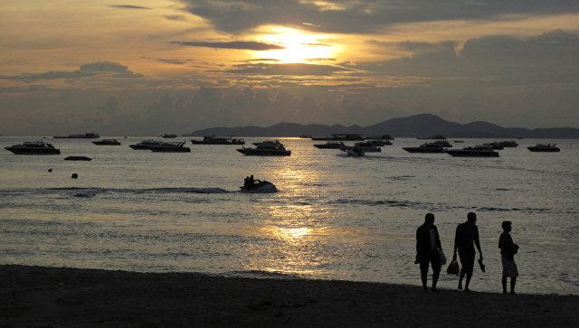В Таиланде россиянин утонул, купаясь в запрещенном месте
