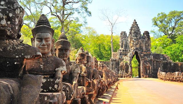 Неожиданная находка изменила представление о знаменитых храмах Ангкор-Ват