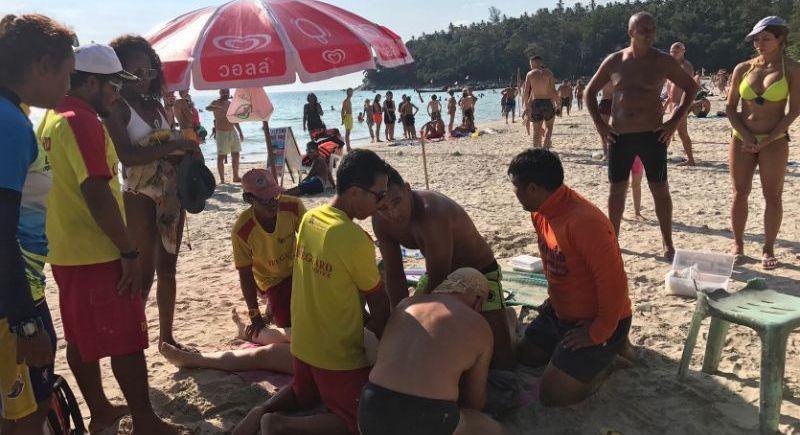 Туристка из Австралии погибла в результате столкновения двух аквабайков