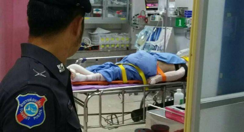 Турист из Германии упал с крыши отеля в Патонге