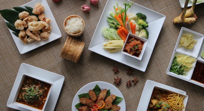 Angsana посвятила апрель кухне северного Таиланда