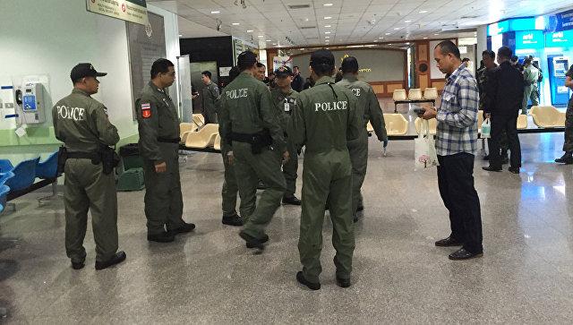 В Таиланде задержали 50 человек по делу о взрыве бомбы в больнице Бангкока
