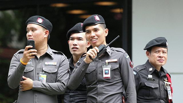 Среди 72 иностранцев, задержанных в пятницу в Таиланде, оказался россиянин