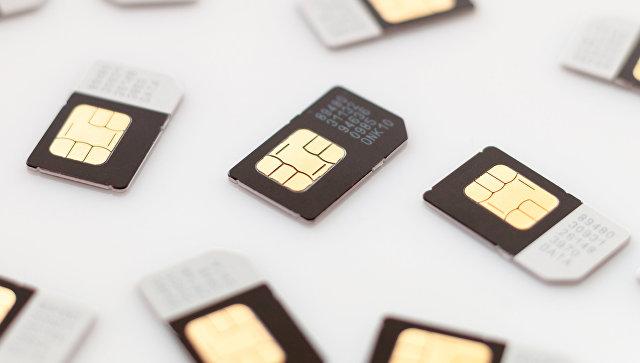 СМИ сообщили о конфискации в Таиланде 50 тысяч контрабандных сим-карт