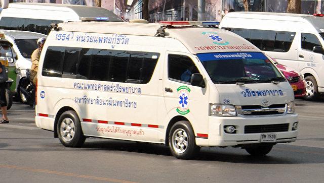 При взрыве моторной лодки в Таиланде пострадали не менее 16 человек