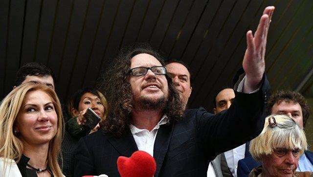 Полонского осудили на пять лет и освободили в зале суда