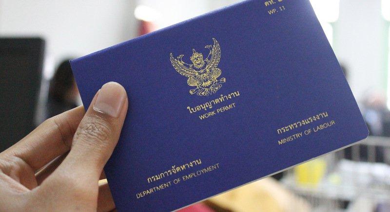 Таиланд ужесточил наказание за нелегальную работу