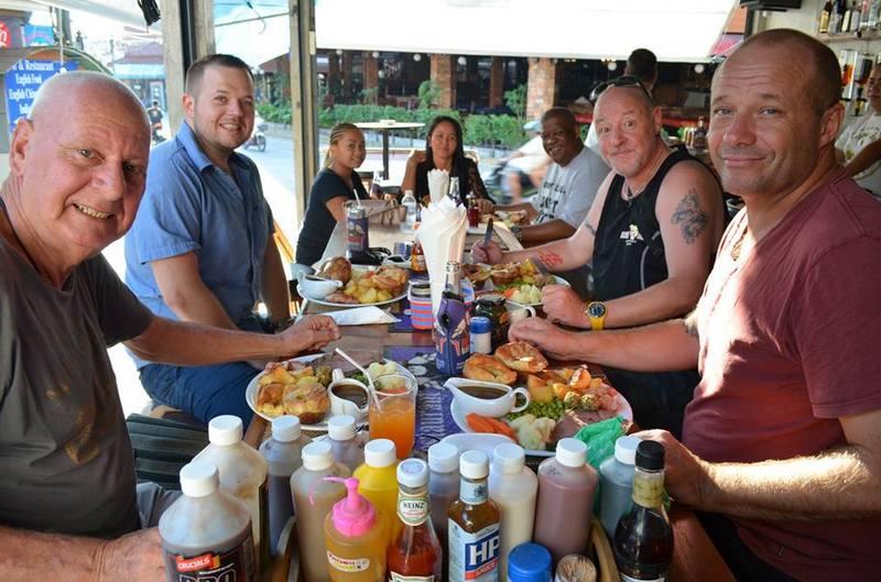 Fatboys Bar: место, где ощутим дух Великой Британии
