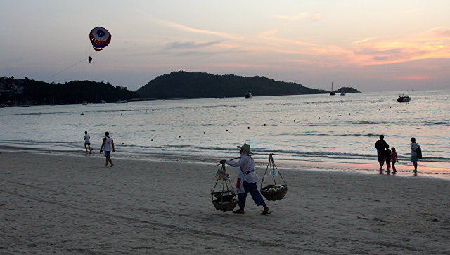 Таиланд лидирует среди стран китайского выездного туризма